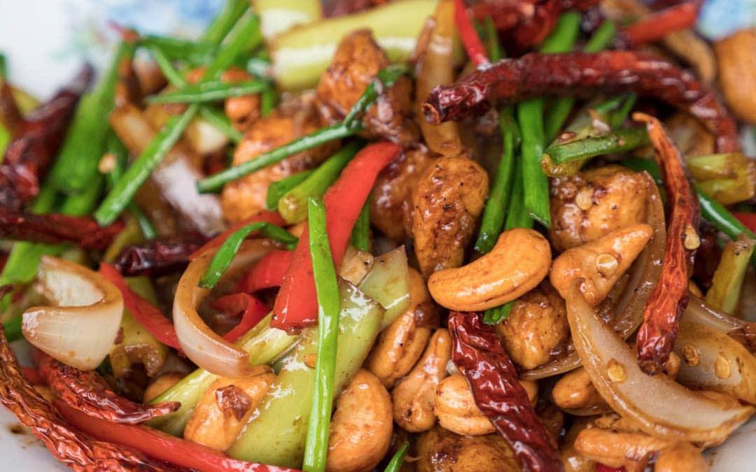 Thai Chicken Cashew Nuts